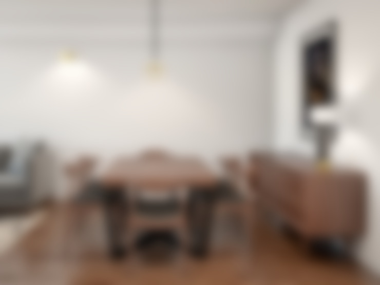 Comedores de estilo  por Alma Braguesa Furniture