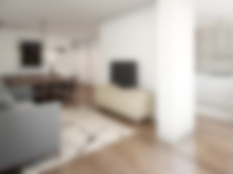 الممر والمدخل تنفيذ Alma Braguesa Furniture