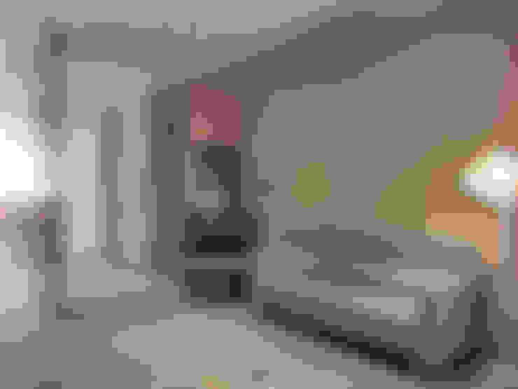 Living room by 形構設計 Morpho-Design