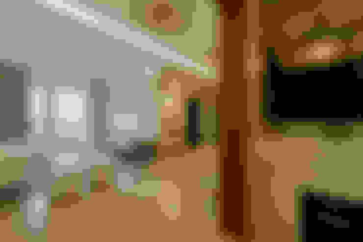 Pasillos y vestíbulos de estilo  por Modulart