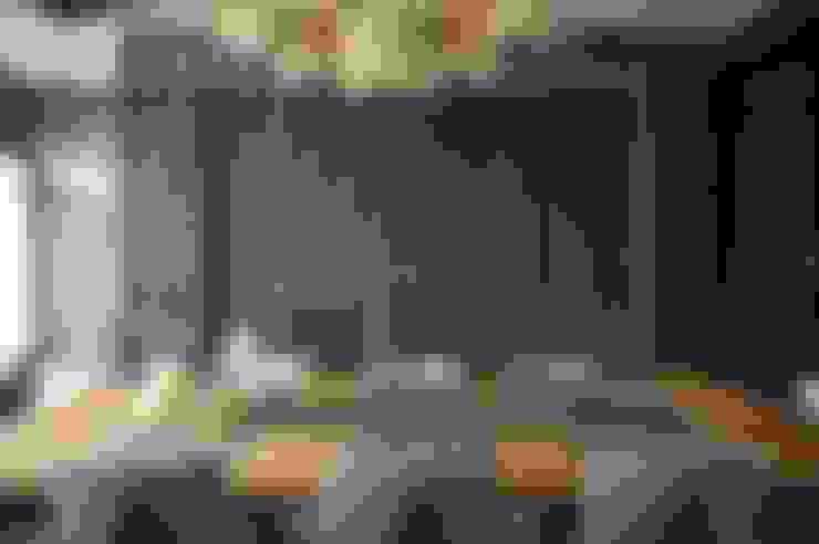 Dining room by 勻境設計 Unispace Designs