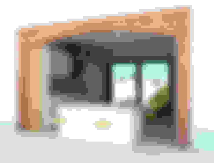مطبخ تنفيذ SKY İç Mimarlık & Mimarlık Tasarım Stüdyosu
