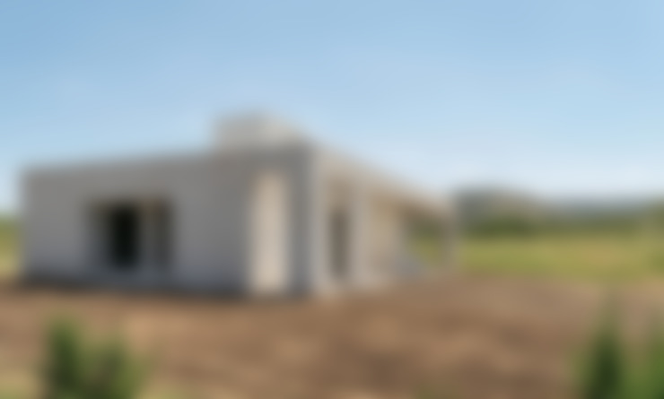 Casas unifamiliares de estilo  por 1.61 Arquitectos