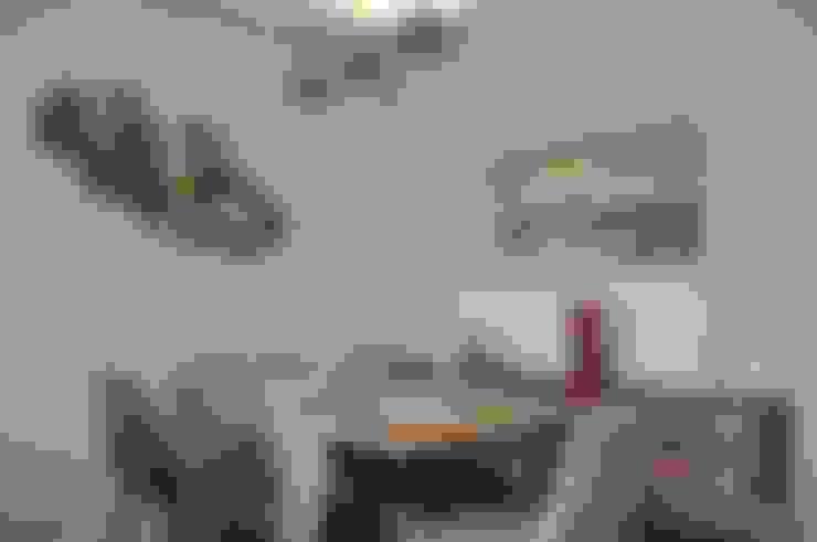 Dining room by Mimayris Proje ve Yapı Ltd. Şti.