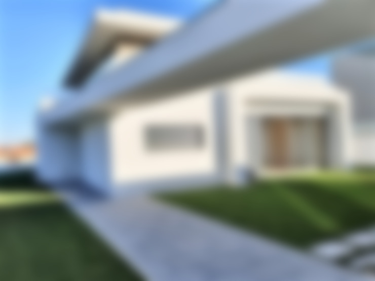 Single family home by Jesus Correia Arquitecto
