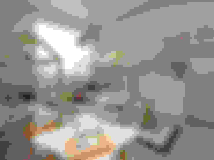 غرفة الاطفال تنفيذ Legrand Arquitetura