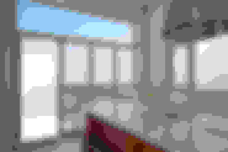 Kitchen by AAPA건축사사무소