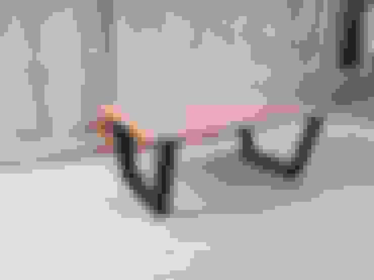 Modelo SIR: Salas de estilo  por SIMPLEMENTE AMBIENTE mobiliarios hogar y oficinas santiago