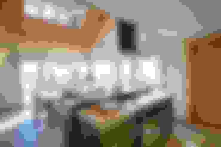 Vivienda Unifamiliar. Fabiana Ordoqui Arquitectura|Diseño: Cocinas a medida  de estilo  por Fabiana Ordoqui  Arquitectura y Diseño.   Rosario | Funes |Roldán