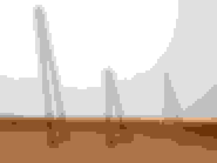 patas HAIRPIN: Oficinas y tiendas de estilo  por SIMPLEMENTE AMBIENTE mobiliarios hogar y oficinas santiago