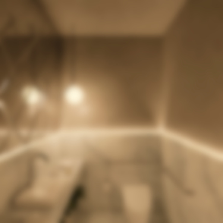 Banheiro Recepção | Design de Clínica: Clínicas  por NP projetos comerciais