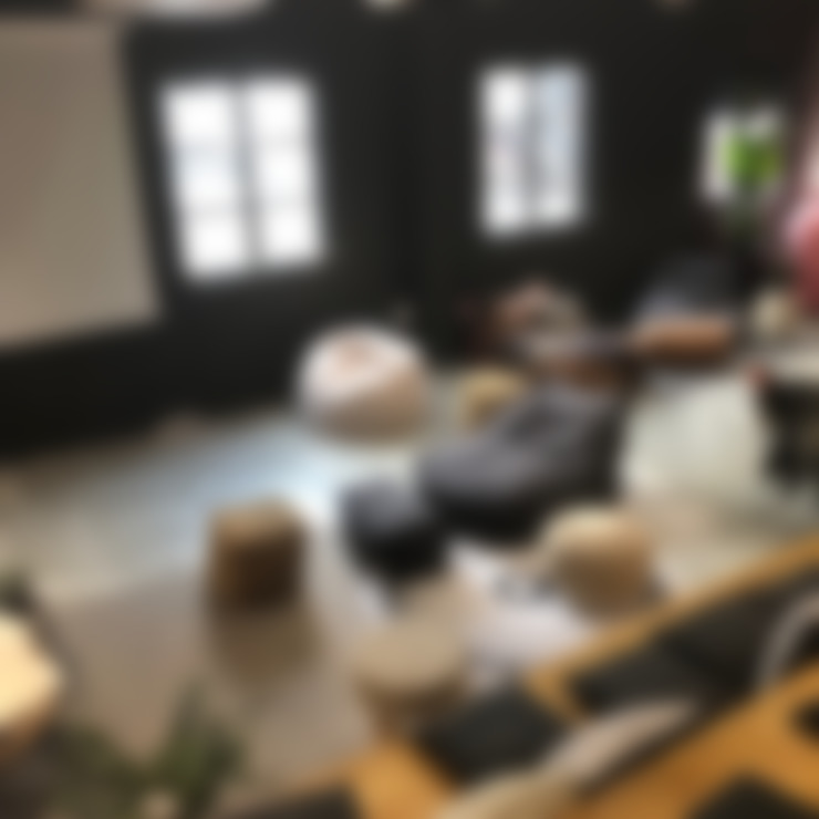 Studeerkamer/kantoor door studio_BAT