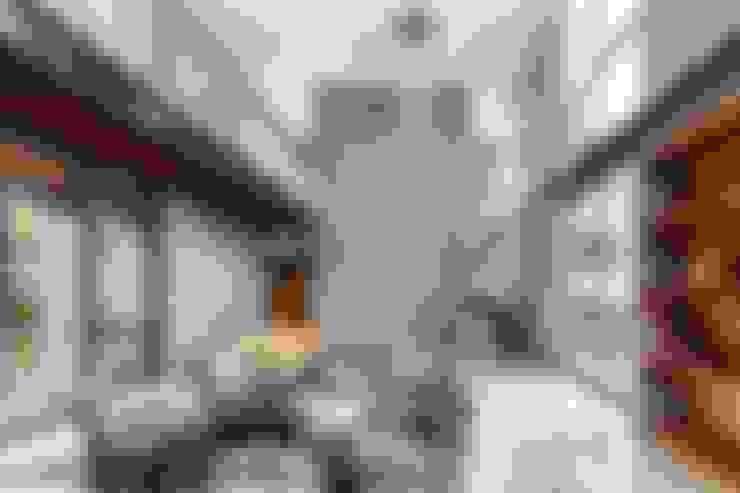 Вітальня by Apaloosa Estudio de Arquitectura y Diseño