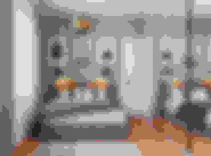 Beta İç Mimarlık – Yatak odası 2:  tarz Yatak Odası