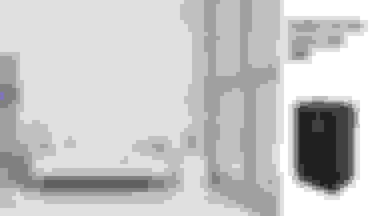 Salas / recibidores de estilo  por ferrOkey - Cadena online de Ferretería y Bricolaje