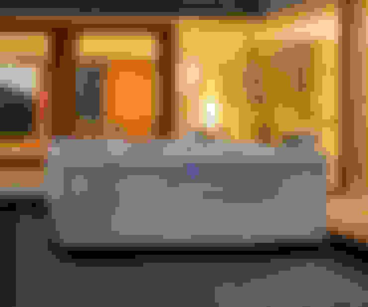 بلكونة أو شرفة تنفيذ SPA Deluxe GmbH - Whirlpools in Senden
