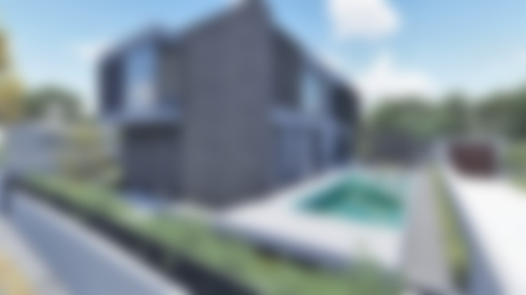 Casas unifamiliares de estilo  por EsboçoSigma, Lda