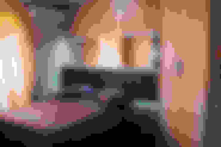 CAZA & APが手掛けた寝室