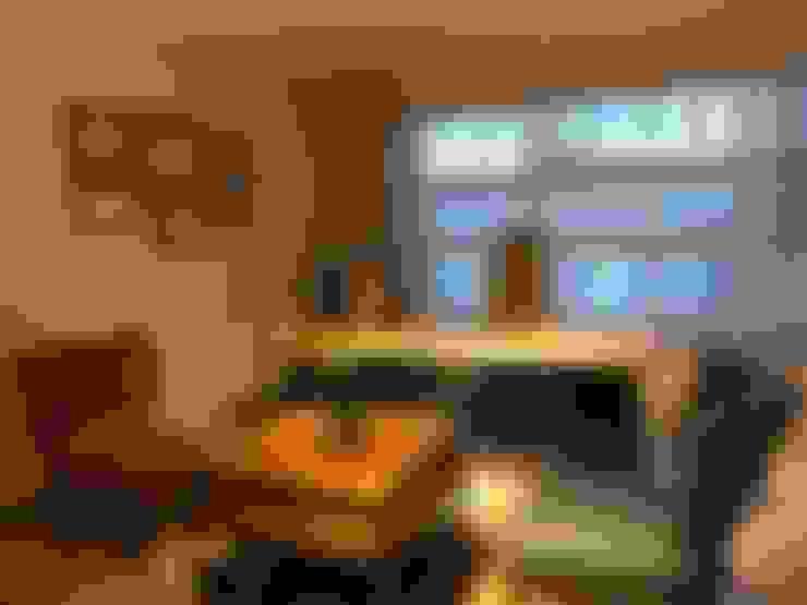 Mozilya Mobilya – Urban Ofis Masası Takımı:  tarz Ofis Alanları & Mağazalar