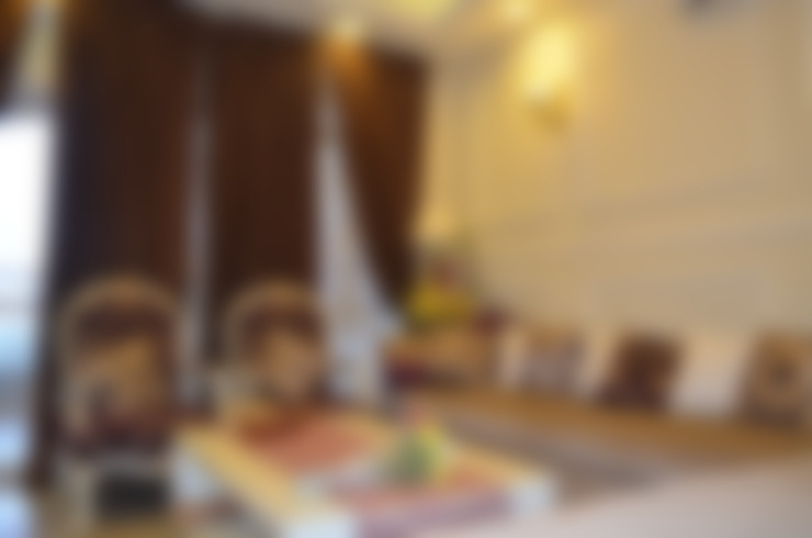 Living room by Neun Designs Pvt.Ltd.