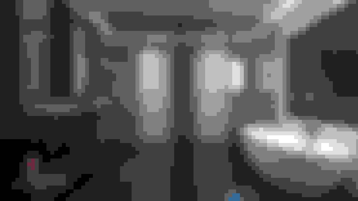 :  حمام تنفيذ ICONIC DESIGN STUDIO