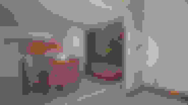 Eetkamer door 5CINQUE ARQUITETURA LTDA