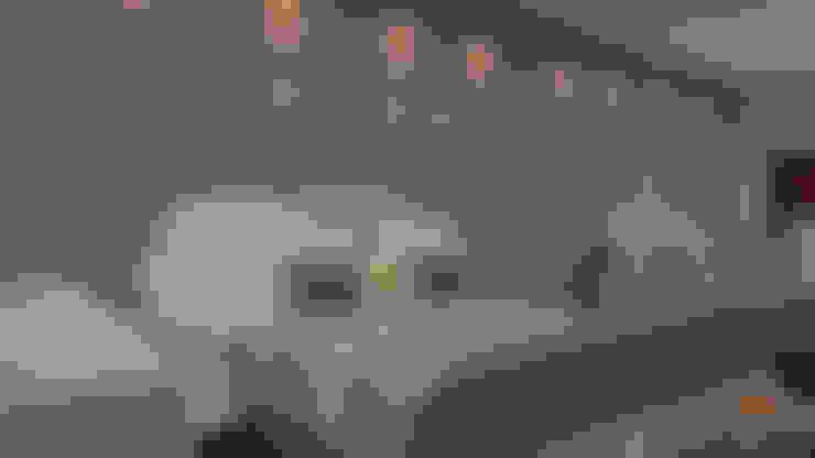 Dormitorios de estilo  por 5CINQUE ARQUITETURA LTDA