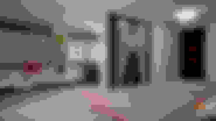 Schlafzimmer von 5CINQUE ARQUITETURA LTDA