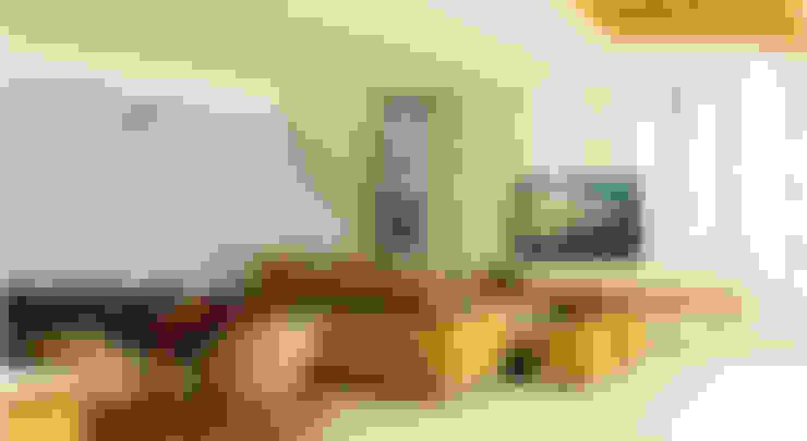 Salas / recibidores de estilo  por Midas Dezign