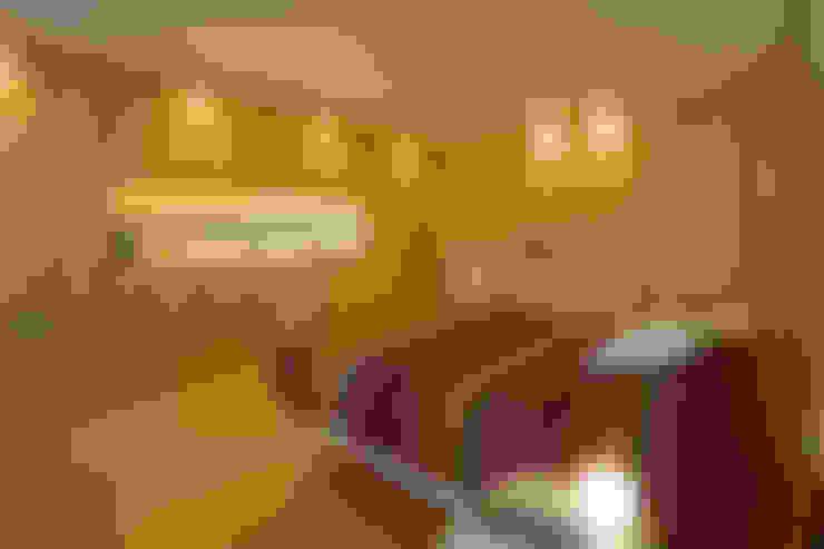 Dormitorio Remodelación Duplex: Dormitorios de estilo  por INFINISKI