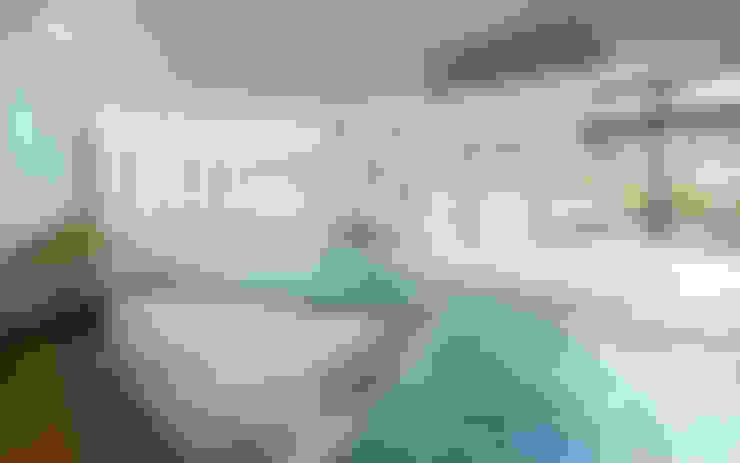 مسبح حديقة تنفيذ Çilek Spa Design