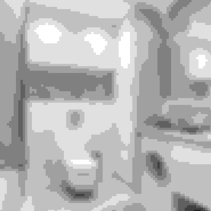 Baños de estilo  de Etevios
