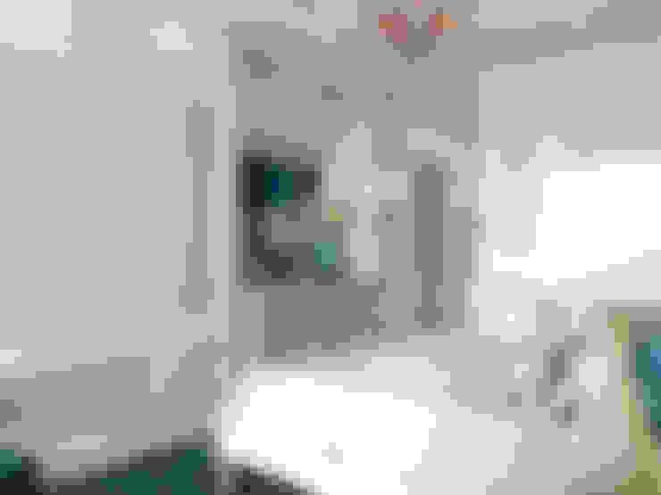 Quartos pequenos  por Дизайн интерьера Киев|tishchenko.com.ua