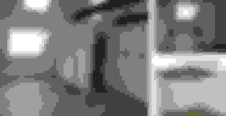 Dachausbau - vom Dachboden zum Wohnraum.:  Schlafzimmer von COMWOOD   Individuelle Lösungen aus Holz