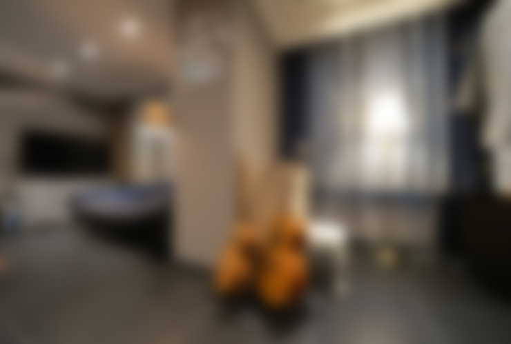 Media room by 디자인 아버