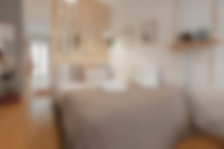 小臥室 by Rafaela Fraga Brás Design de Interiores & Homestyling