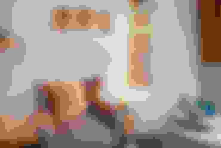 客廳 by Rafaela Fraga Brás Design de Interiores & Homestyling