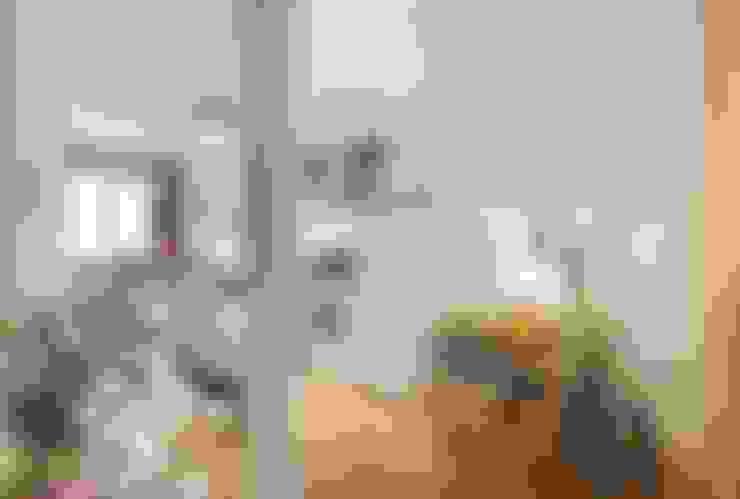 小廚房 by Rafaela Fraga Brás Design de Interiores & Homestyling