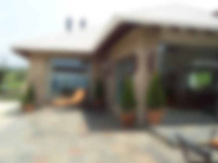Landhaus von diseño con estilo ... sas