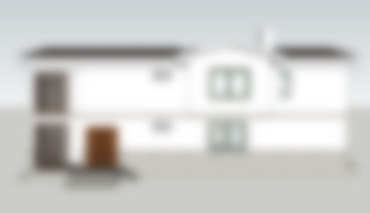 MİMPERA – Arka Cephe-Alternatif 02:  tarz Villa