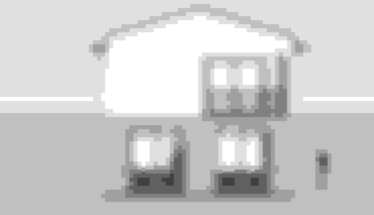 MİMPERA – Yan Cephe-Alternatif 02:  tarz Villa
