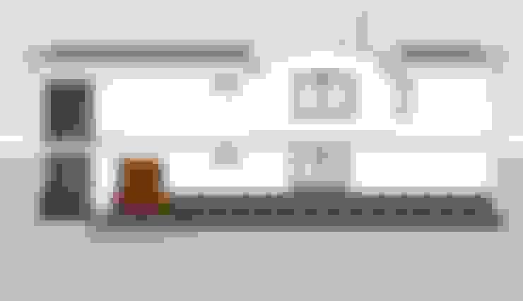 MİMPERA – Arka Cephe-Alternatif 03:  tarz Villa