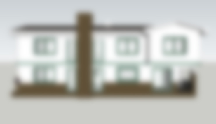 MİMPERA – Ön Cephe-Alternatif 03:  tarz Evler