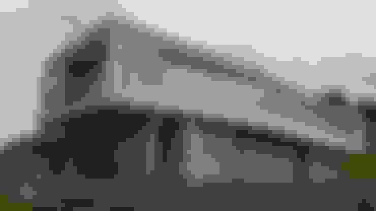 BRASSEA MANCILLA ARQUITECTOS: Casas unifamiliares de estilo  por Brassea Mancilla Arquitectos