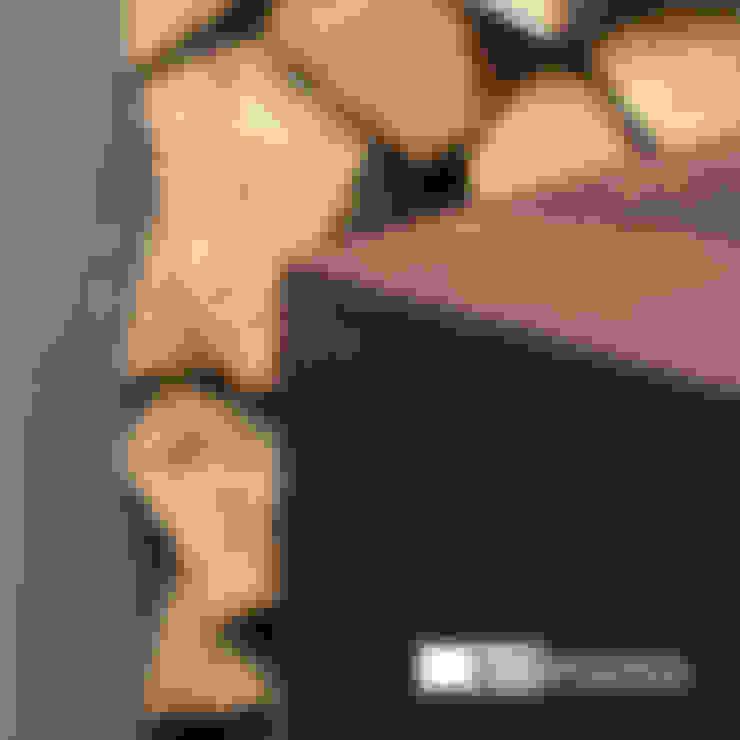 Projekty,  Salon zaprojektowane przez kiimoto kamine