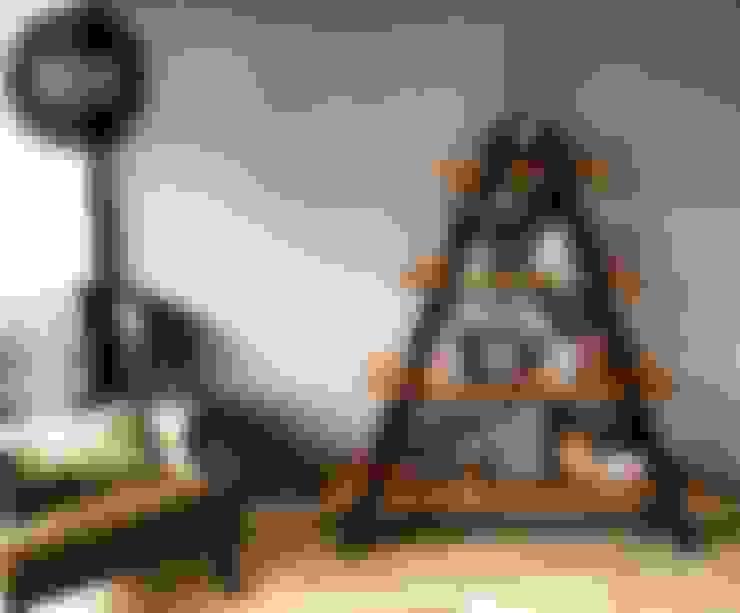 Mozilya Mobilya – Keops Kitaplık:  tarz Oturma Odası