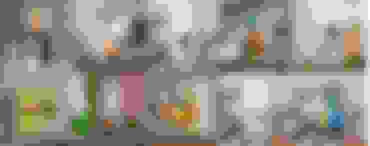 Candy Mobilyam – Sınırsız renk ve desende tasarım:  tarz Yatak Odası
