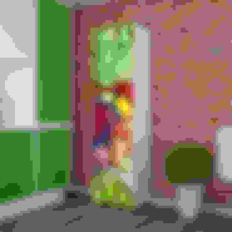 Candy Mobilyam – Çeşitli Sebzeler Resimli 8 Raflı Çok Amaçlı Dolap:  tarz Oturma Odası