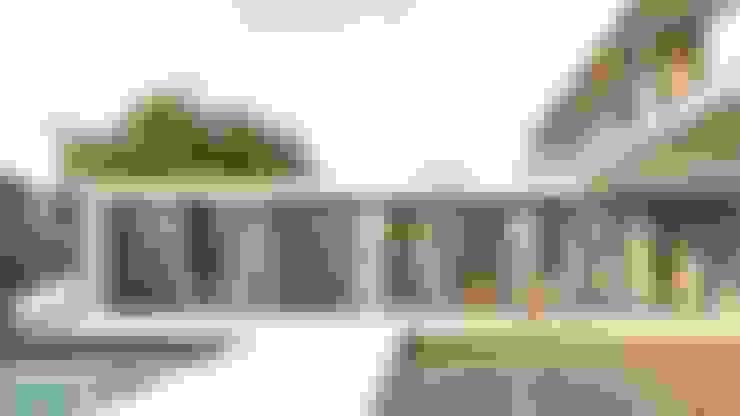 منزل عائلي صغير تنفيذ POA Estudio Arquitectura y Reformas en Córdoba