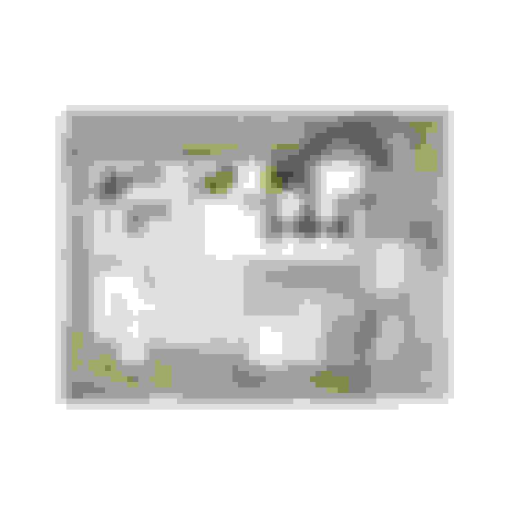 Moodboard. Materiales y texturas del proyecto de la Buardilla del Huécar del Estudio Arte y Vida Arquitectura de Patricia Huerta.: Casas de estilo  de Arte y Vida Arquitectura